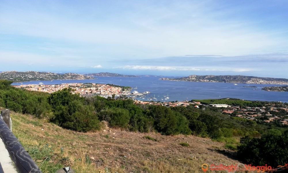 Vista Panoramica di La Maddalena e Caprera