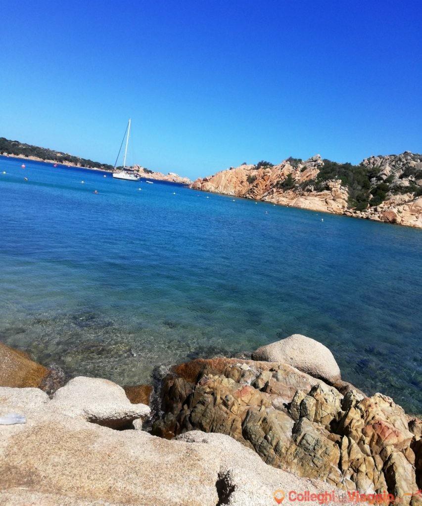 Spiaggia de Lo Spalmatore - La Maddalena