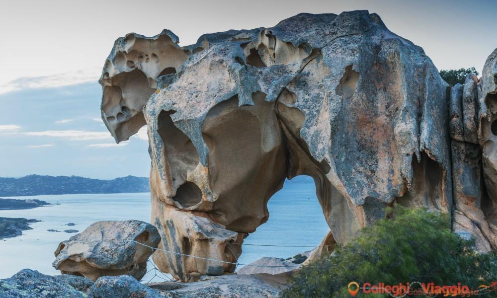 Roccia dell'Orso a Palau (Sardegna)
